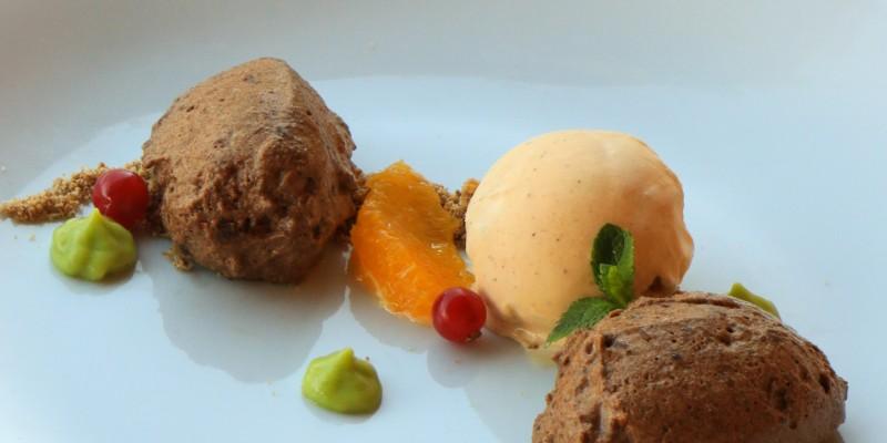 Chocolate & Avocado Mousse